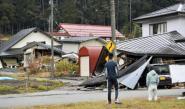 زلزال قوي يهز اليابان وتايوان