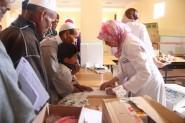 ورزازات: قافلة طبية متعددة الاختصاصات لفائدة سكان دواوير أيت عبد الله و تكرارا بالجماعة القروية أمرزكان