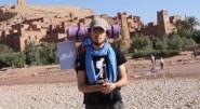 الجولة الشرقية المغربية : المرحلة الأولى قصر آيت بن حدو في ورزازات