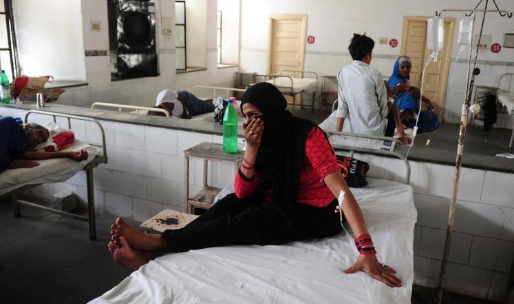 موجة الحر بالهند تحصد أرواح 1500 شخص