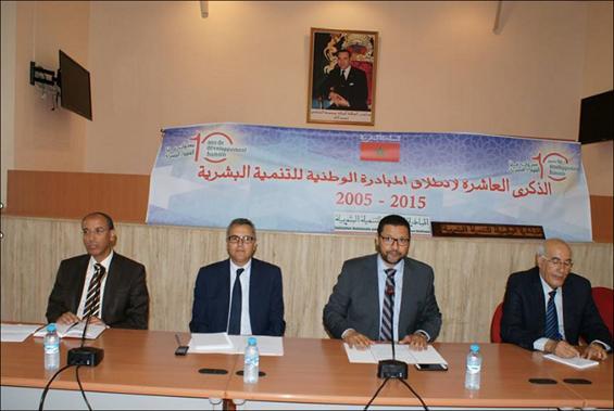 هذه حصيلة المبادرة الوطنية للتنمية البشرية بالمحمدية خلال العشرية الأولى