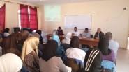 """ثانوية سيدي محمد بن عبد الله التأهيلية تنغير تنظم دورة تكوينية تحت عنوان : """" فن التعامل مع الامتحان """""""
