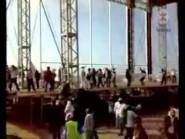 عاجل تخريب احدى منصات موازين من طرف مغاربة