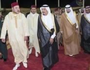 العاهل السعودي يقيل رئيس البروتوكول لصفعه مصورا صحفيا خلال استقباله لمحمد 6