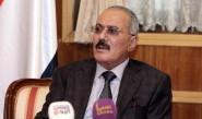 صالح يهاجم السعودية ويقر بالتحالف مع الحوثيين