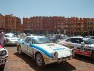 """فيديو ملخص المرحلة الثالتة من سباق :""""رالي المغرب التاريخي """" ."""