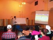 """تنغير: """"فيديو"""" دورة تكوينية في اللغة الأمازيغية من تنظيم فرع منظمة تاماينوت"""
