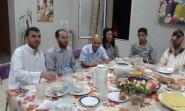 إفطار جماعي وسهرة مع نزلاء دار الحياة بمراكش