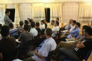 تنغير: فرع منظمة تاماينوت ينظم دورة تكوينية في اللغة الأمازيغية -تقرير اليوم الأول
