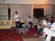 تنغير : قراءة في فعاليات الدورة التكوينية في اللغة الأمازيغية التى تم تنظيمها من طرف منظمة تاماينوت