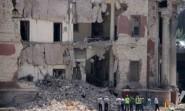 انفجار ضخم يهز العاصمة المصرية القاهرة + فيديو