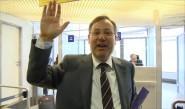 البرلمان الألماني يناقش احتجاز أحمد منصور