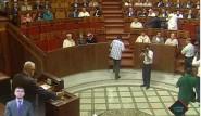 كلمة بنكيران في الجلسة الشهرية للبرلمان