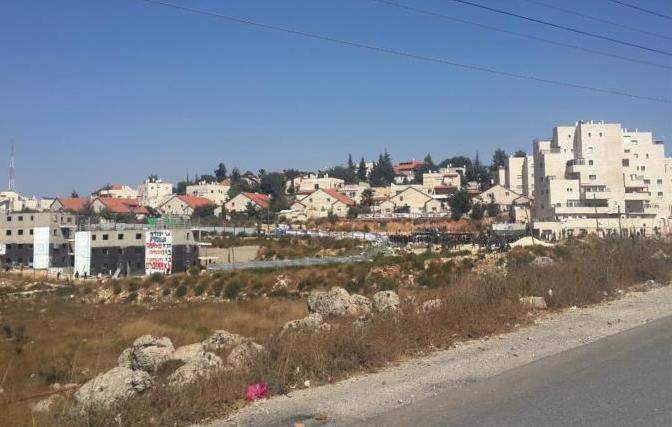 إسرائيل تقر بناء 300 وحدة استيطان بالضفة