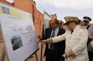 تنغير: مشاريع تنموية/فلاحية بإقليم تنغير بمناسبة عيد العرش المجيد