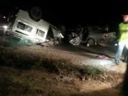 فاجعة جديدة بطانطان: حادثة سير خطيرة ضحيتها أطفال المخيم.