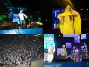 افتتاح الدورة الثانية عشرة لمهرجان تيميتار الدولي بأكادير