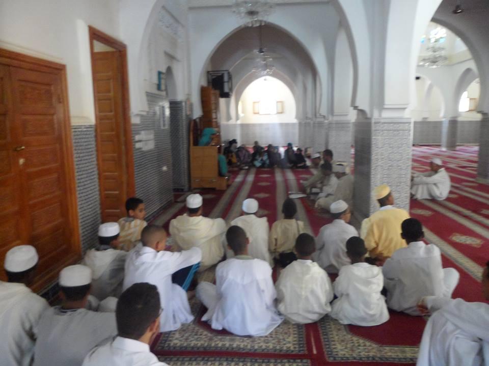 تنغير : المسابقة الاقصائية الاقليمية في حفظ القرآن الكريم وتجويده