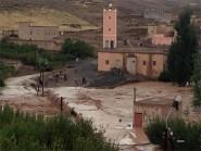منطقة امسمرير تشهد فيضانات مباغتة خلفت وفاة سيدة و فقدان أخرى