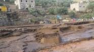 عاصفة رعدية قوية تضرب أزيلال وفقدان ثلاث نساء وفتاتين