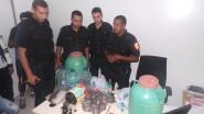 الدار البيضاء: إيقاف مجموعة من الأشخاص تورطوا في الحيازة والإتجار في المخدرات..