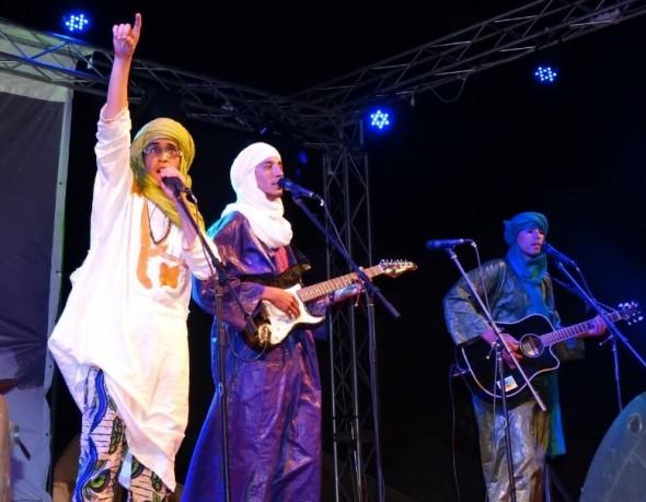 أصوات شبابية تتألق بمهرجان إثران وتتحف الجماهير ببومالن دادس