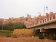 تنغير : السلطات المحلية لم تفي بوعودها إزاء ملف متضرري المنشأة الفنية (قنطرة خباب) على وادي تودغى