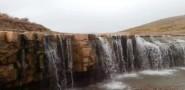 شلالات تمتتوشت اقليم تنغير (فيديو)