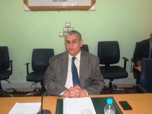 تعيين عبد الرزاق المنصوري عاملا على إقليم ورزازات
