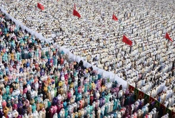 هذه مواقيت وأماكن صلاة العيد بجهة سوس ماسة درعة وباقي ربوع المملكة