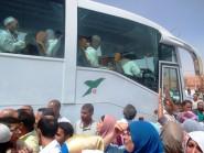 تنغير: عمالة الإقليم تُسخر حافلة خاصة لنقل الحجاج إلى مطار ورزازات
