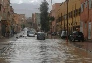 سكان و تلاميذ و بنية تحتية تضررت من الأمطار الأخيرة التي تهاطلت على مناطق من الجنوب الشرقي