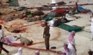 إصابة مغاربة ضمن ضحايا حاثة سقوط رافعة بالحرم المكي