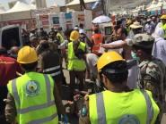 عاجل.. مصرع 220 حاجّا وإصابة 450 في تدافع بمنى (فيديو)