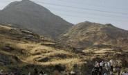 إنهيار جبل بمكة يخلف عدد من الإصابات