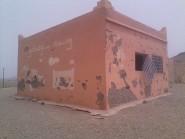 تنغير: مدرسة بوهكو  باكنيون متششقة والتلاميذ والآباء يناشدون المسؤولين برفع الخطر