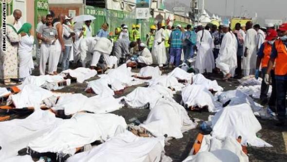 """أسماء الحجاج المغاربة المتوفين و المفقودين والمصابين في فاجعة """"منى"""""""
