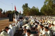 ساكنة سطات تحتج على تنحية إمام مصلى حي سيدي عبد الكريم