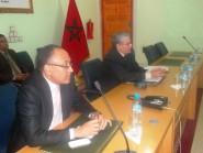 تنغير : عامل الإقليم يعقد لقاءا تواصليا مع جمعيات المجتمع المدني