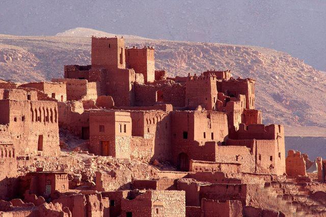 قصر آيت بن - إقليم بوارزازات