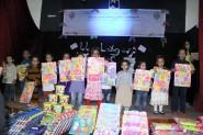 أميج ورزازات تحتفل بالأطفال اليتامى بمناسبة عاشوراء