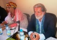 مارسيل خليفة في تنغير لمساندة وتعزيز المشاركة السياسة للنساء