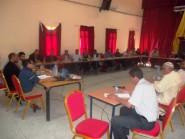 جمعية واحة فركلة للبيئة والتراث (AOFEP) تنظم لقاءا تواصليا مع الجمعيات العاملة بإقليم تنغير