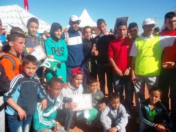 تنغير: تنظيم البطولة الإقليمية المدرسية للعدو الريفي في نسختها السادسة