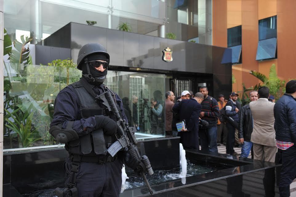 """تفكيك خلية إرهابية موالية ل""""داعش"""" تتكون من ثلاثة عناصر ينشطون بمدينة القنيطرة (وزارة الداخلية)"""