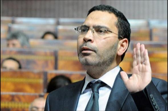 مصطفى الخلفي وقانون الصحافة والنشر