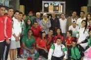 ست ميداليات للمنتخب المغربي في البطولة العربية الثانية عشر للسباحة بالزعانف بالإسكندرية.