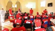 تنغير : المكتب الإقليمي للهلال الأحمر المغربي :دورة تدريبية…