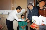 تنغير : توزيع آلات للسمع على ذوي الاحتياجات الخاصة