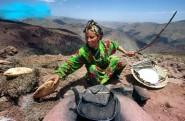 برنامج أمودو : المرأة الجبلية